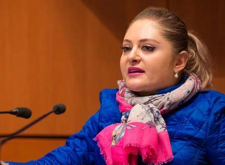 Senadora Claudia Anaya tiene COVID-19, acusa contagio en Xicoténcatl