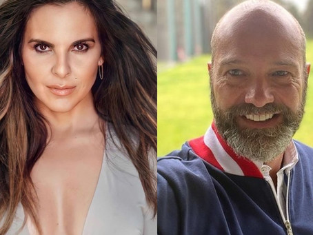 """""""Me pateaba y estrangulaba, luego me pedía perdón de rodillas"""": Kate del Castillo sobre Luis García"""
