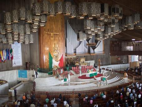 La Basílica de Guadalupe SÍ abrirá el 11 y 12 de diciembre pese a COVID los accesos serán controlado