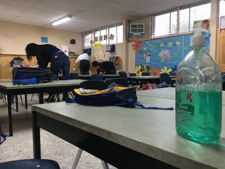 ESCUELAS PRIVADAS VOLVERÁN A CLASES PRESENCIALES EL 1 DE MARZO PESE AL COVID-19