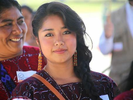 Mujeres indígenas sin espacios para ejercer sus habilidades