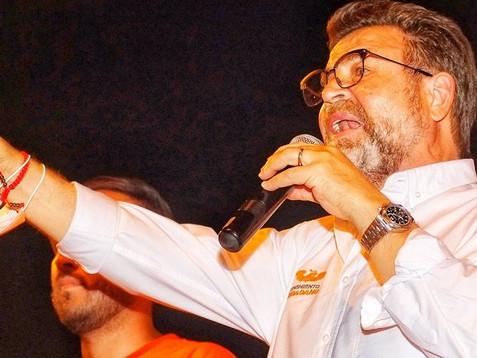 Ricardo Bours deja candidatura en Sonora y pide votar por candidato del PRI
