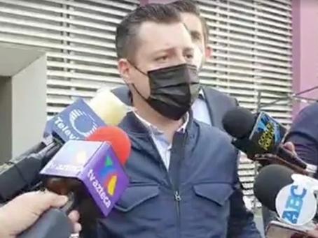 Colosio denuncia penalmente a secretario del Ayuntamiento de Monterrey