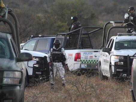 En menos de una semana encuentran 10 fosas en Guanajuato policías amenazan a familias por hallazasgo