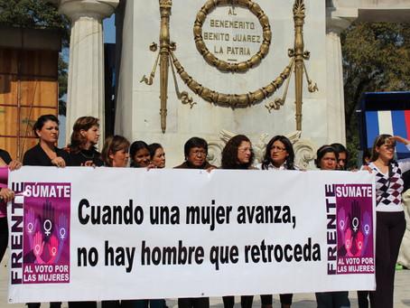 Partidos no postulan a mujeres en las principales ciudades de Chiapas