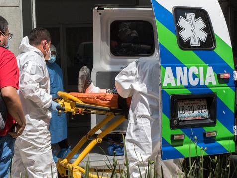 El 97% de hospitalizados por COVID no se vacunaron: López-Gatell