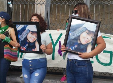 El cuerpo de Jade es hallado en Indeporte de Chiapas. Se suicidó, dicen. La mamá afirma: la mataron