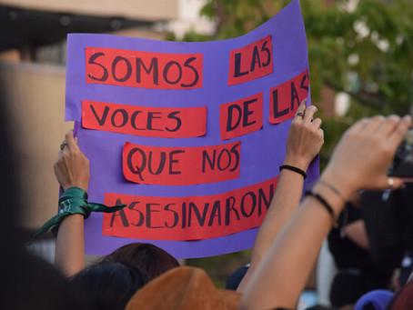 Chiapas cerraría el 2020 con más de 60 feminicidios