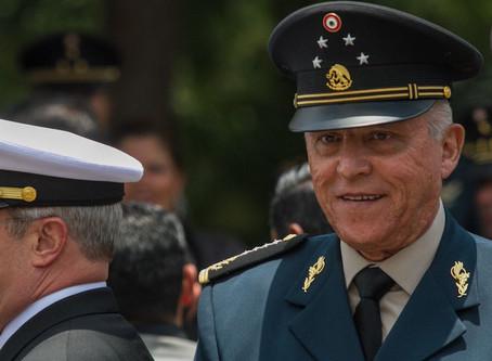El PRI pide que Hacienda pague los gastos del juicio de Cienfuegos en EU; presenta punto de acuerdo