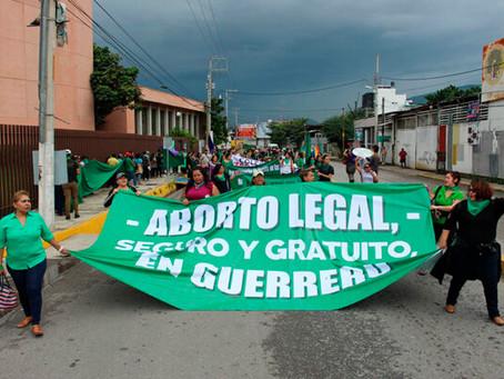 Congreso de Guerrero alienta la violencia contra las mujeres