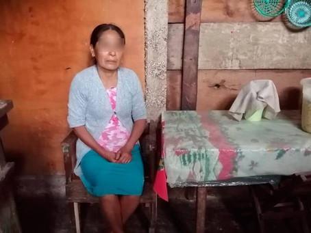 Familia pide justicia para víctima golpeada por policías de Yajalón