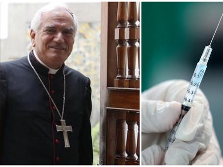 Entre los 500 gandallas que se vacunaron en secreto en Perú está el nuncio de la Santa Sede