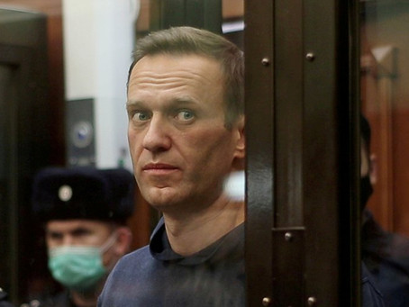 """Rusia mantiene el secreto sobre la prisión de Alexei Navalny: """"Fue trasladado a donde debe estar"""""""