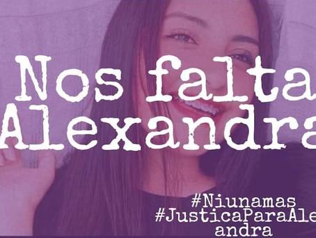 Edomex: Alexandra salió para ver a un amigo. La secuestraron. La familia pagó rescate y la mataron