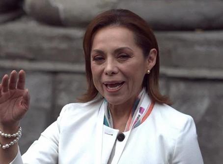 Josefina Vázquez Mota da positivo a la COVID-19, se va a aislamiento