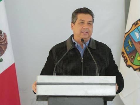 Piden desafuero del gobernador de Tamaulipas por delincuencia organizada y defraudación fiscal