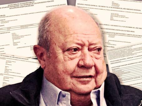 """Romero Deschamps aún cobra en Pemex. """"Trabaja"""" como jefe en una Refinería. Se llevó 1.2 mdp en 2020"""