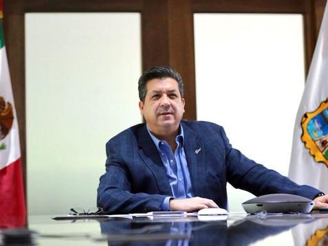 Congreso de Tamaulipas da fuero definitivo a García Cabeza de Vaca