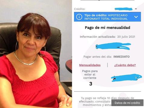 Nancy Leticia No Paga a Infonavit
