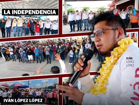 De padre a hijo, HEREDAN alcaldía en Chiapas