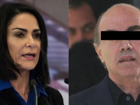 Lydia Cacho reporta detención de Kamel Nacif en Líbano; ella testifica ante autoridades de ese país