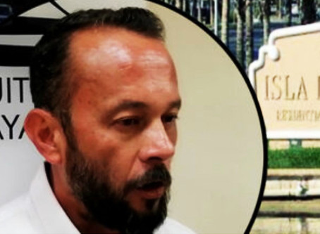 """El """"poderoso"""" Delegado de Fonatur en Cancún amenaza con """"apretar"""" a… un empleado (AUDIO)"""