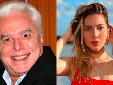 Frida Sofía anuncia acciones penales contra Enrique Guzmán por abuso del que fue víctima