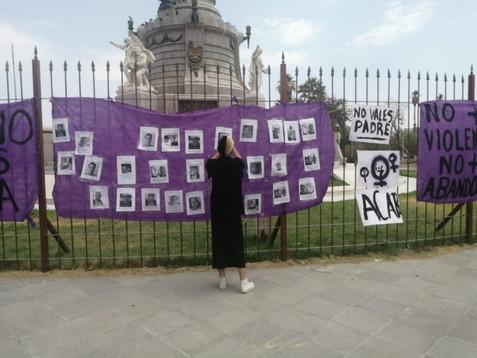 'No vales padre': exhiben a hombres violentos y deudores de pensión alimenticia