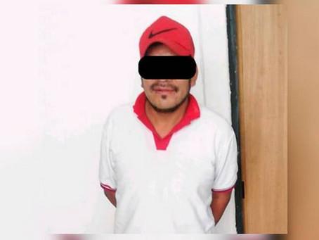 Policía Municipal arresta a presunto agresor por violencia familiar