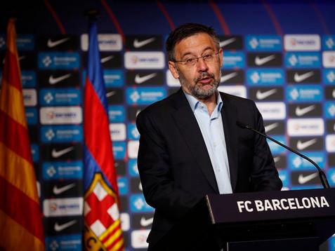 Detuvieron a Josep Maria Bartomeu por el BarçaGate