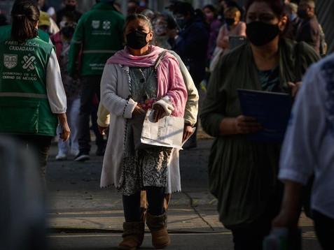 Salud alerta que el repunte por contagios de COVID-19 ya es una realidad en 10 entidades del país