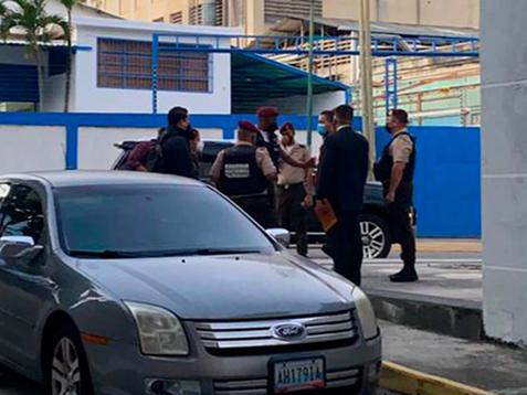 La dictadura de Nicolás Maduro embargó la sede del periódico venezolano El Nacional