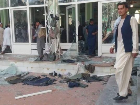 Mezquita chií en Afganistán es atacada; hay 32 muertos y 45 heridos confirmados