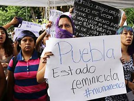 Puebla: la impunidad en el feminicidio de Elizabeth, el asesino sigue prófugo