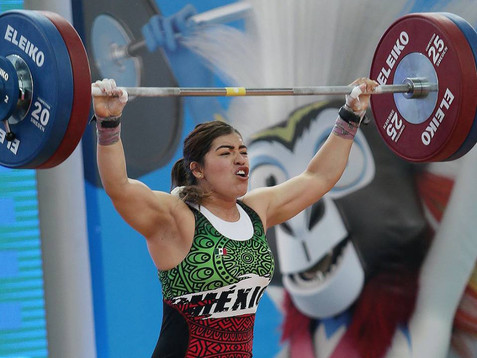 """Aremi Fuentes: De ser llamada """"gorda"""" a obtener el bronce en Tokyo 2020"""