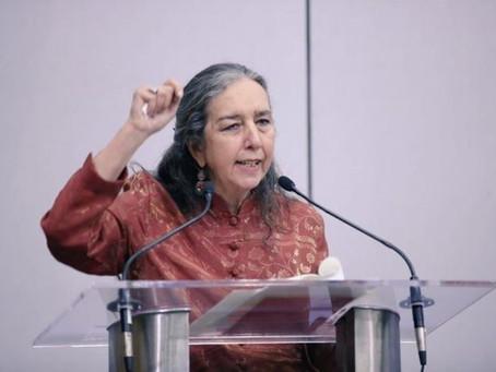 La impunidad en postular un candidato… replica la violencia: Marcela Lagarde
