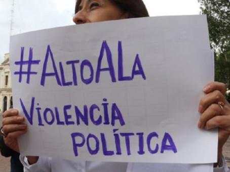 INE publica lista de agresores de violencia política contra las mujeres