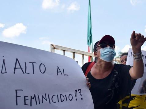 Cada 8 horas hay una nueva víctima de feminicidio en México, revela Observatorio