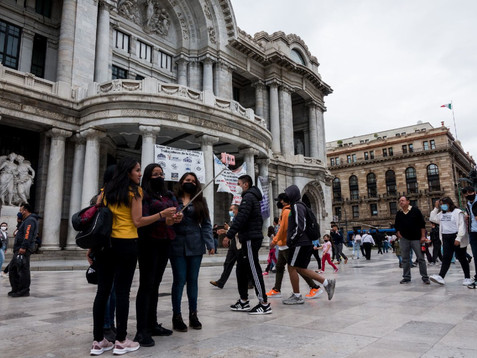 México reporta mil 268 casos nuevos de COVID-19; hay más de 27 millones de personas vacunadas