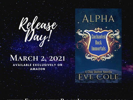 Alpha is up for Pre-order!