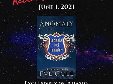 A New #EnchantedRockImmortals Release!