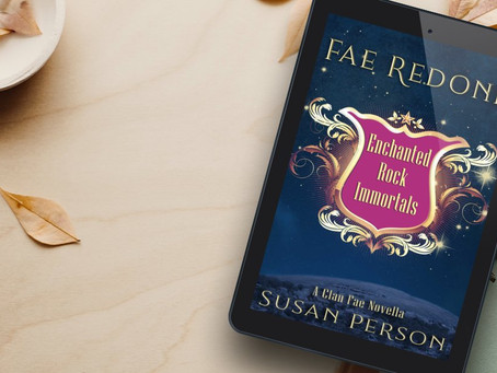 Fae Redone is up for Pre-Order!