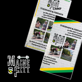 Chain Lynx Media - Maine Fitt Story Flye