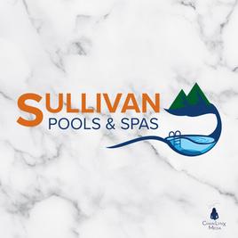 Sullivan Pools & Spas Logo