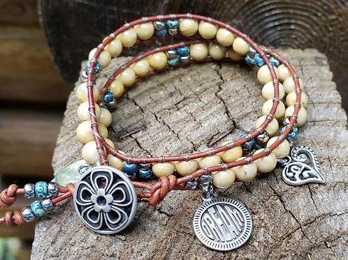 Double Wrap Bracelet #7
