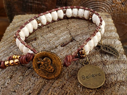 Single Wrap Bracelet #1