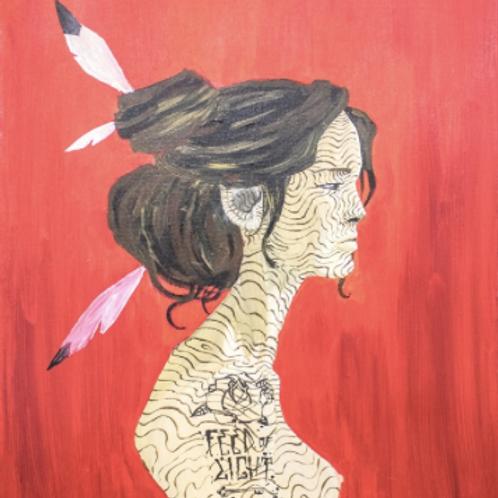 Raphael Federici - Nude Feather