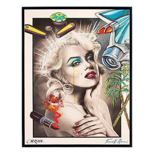Overside x Pierrick Allemand - Marilyn