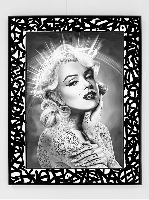 Overside x Yome - Marilyn Tattoo