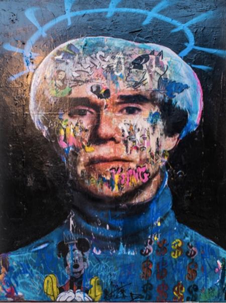 Maria de Campos - Andy Warhol
